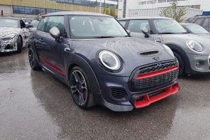 Revealed: The 2020 JCW GP in Full Production Guise