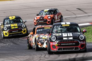 Norenberg Wins Race; MINI JCW Team Wins Manufacturers Championship in TC America