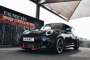 2020 JCW GP Video – First Track Time