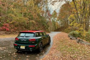 Video Review: the 2020 JCW Clubman on the Tail of the Dragon