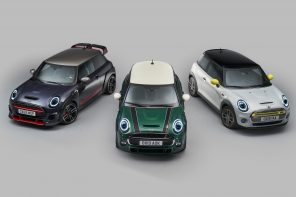 4th Generation MINI Hatch Design be Totally Reimagined