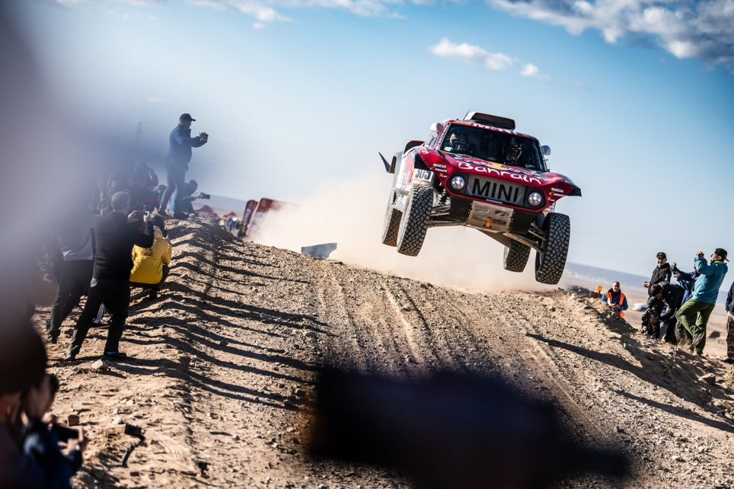 Breaking: MINI Wins the Dakar Rally - MotoringFile