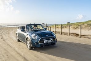 First Look: The 2020 MINI Convertible Sidewalk Edition