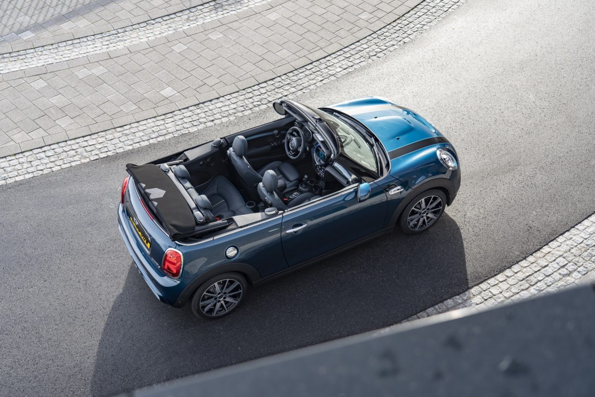 2020 MINI Convertible Sidewalk Edition